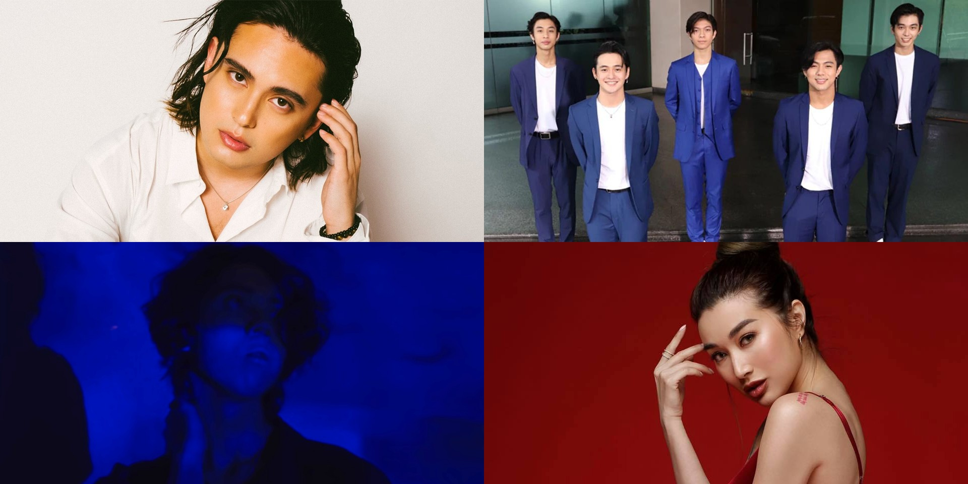 James Reid, BGYO, Fern., Nicole Asensio, and more release new music – listen