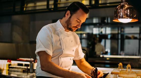 Jason Atherton Chef's Whites
