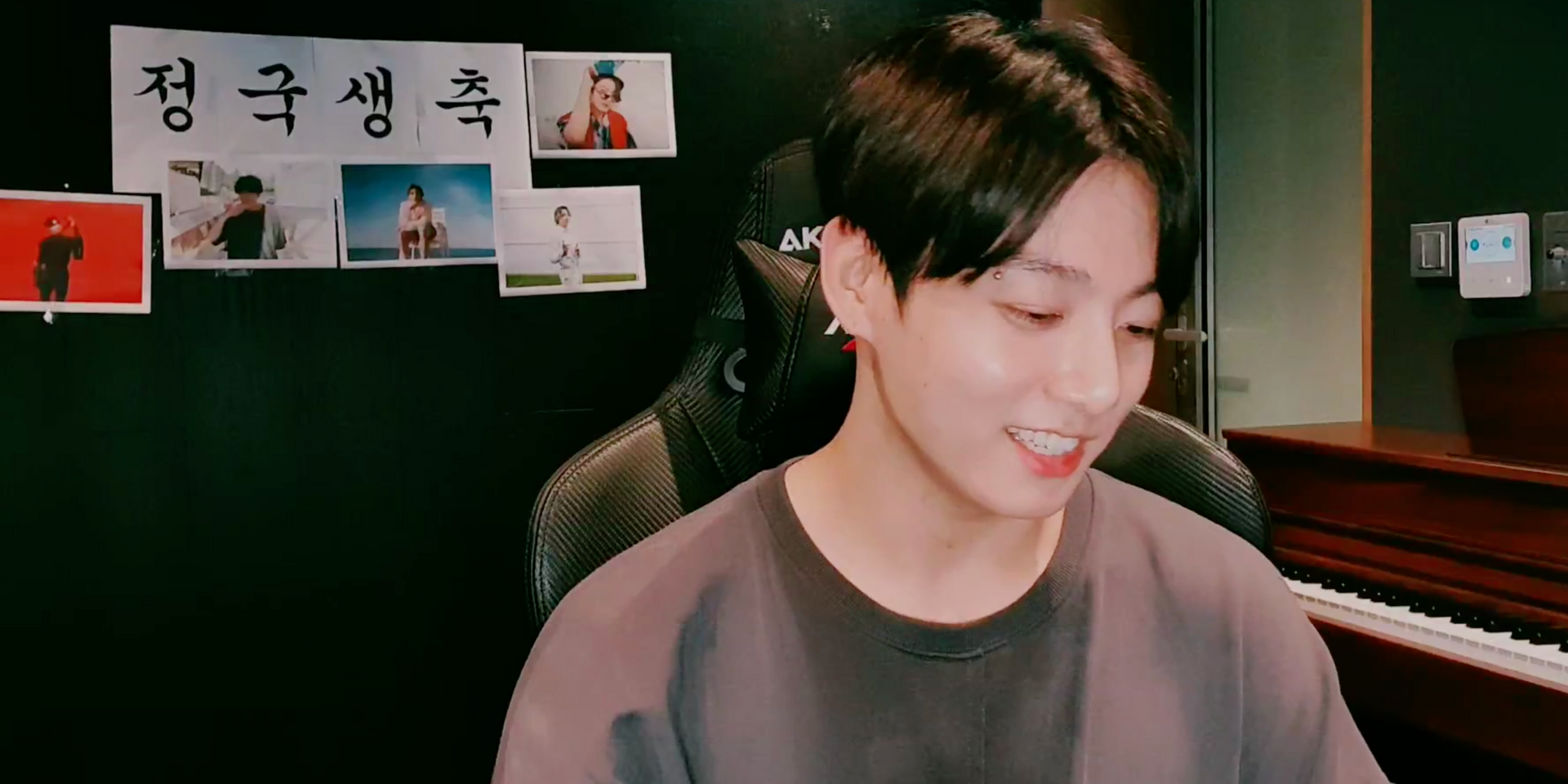 BTS' Jungkook composes and arranges songs with ARMY comments as lyrics for birthday countdown – watch