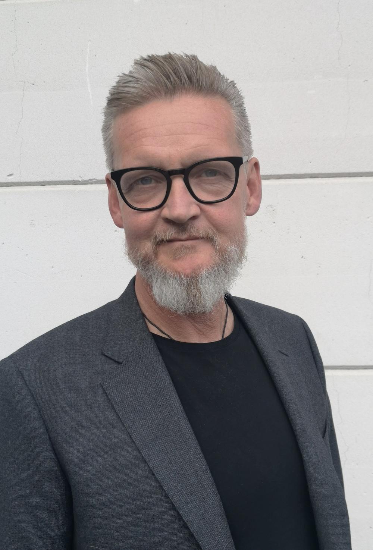 Porträtt av Samuel Gustafsson