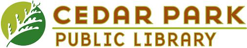 Cedar Park Public Library Logopng