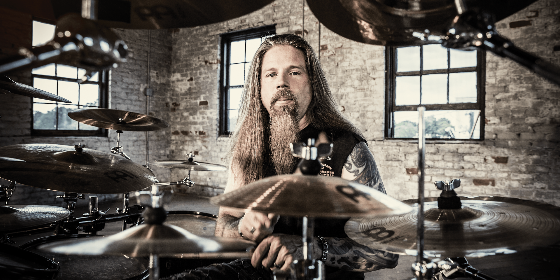 Lamb of God announce drummer Chris Adler's departure, confirms replacement