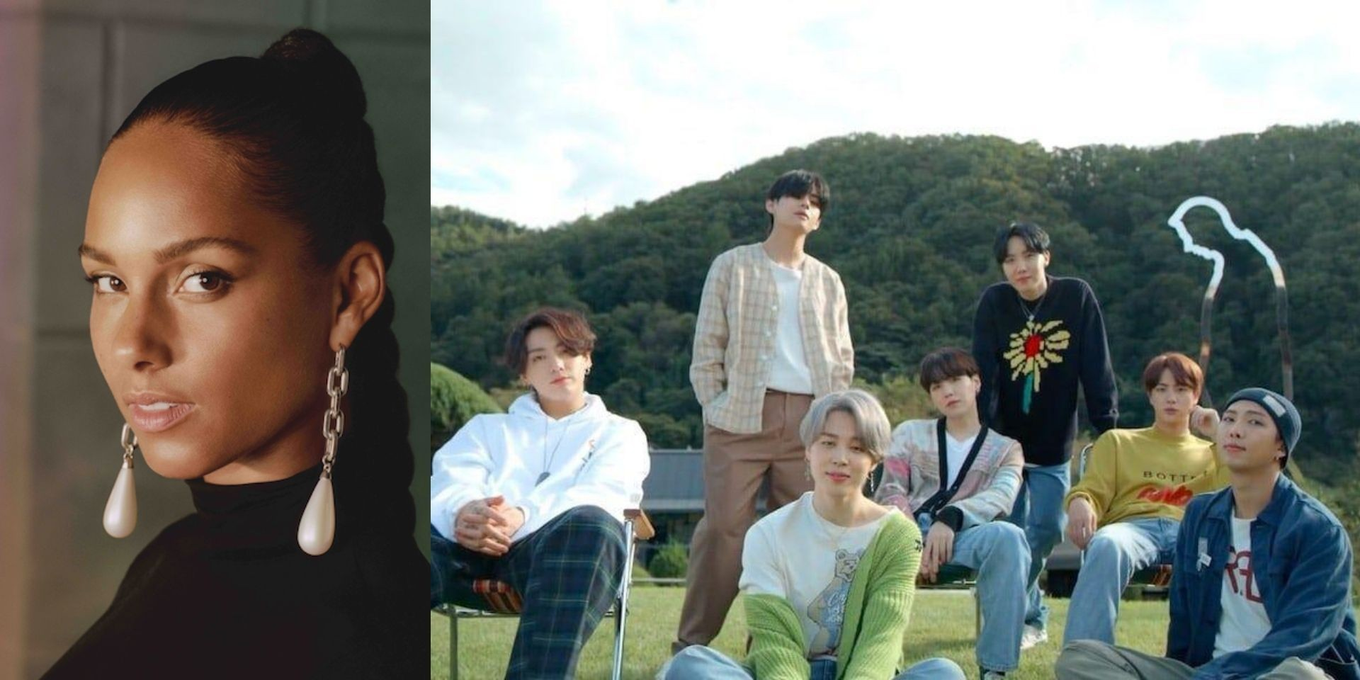 Alicia Keys shares beautiful piano version of BTS' 'Life Goes On' – watch