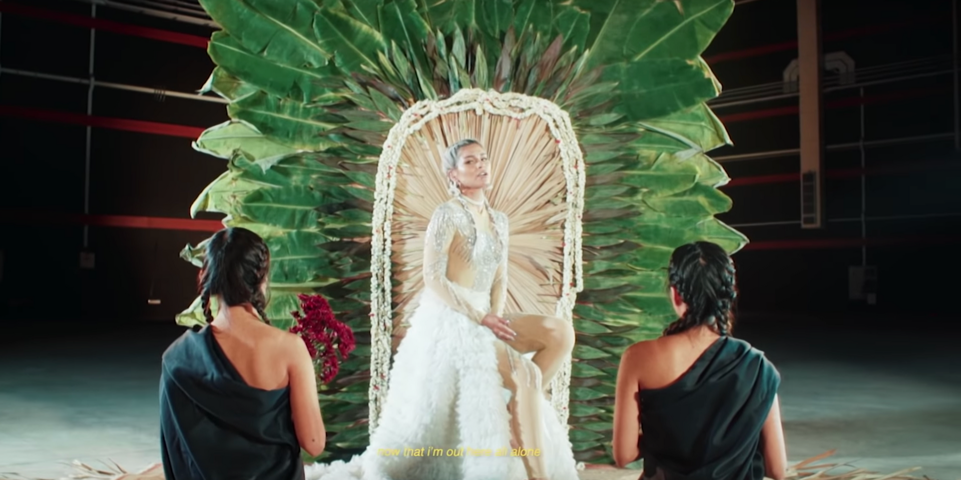 Tabitha Nauser releases visually stunning music video for 'Don't Let Me Drown' – watch