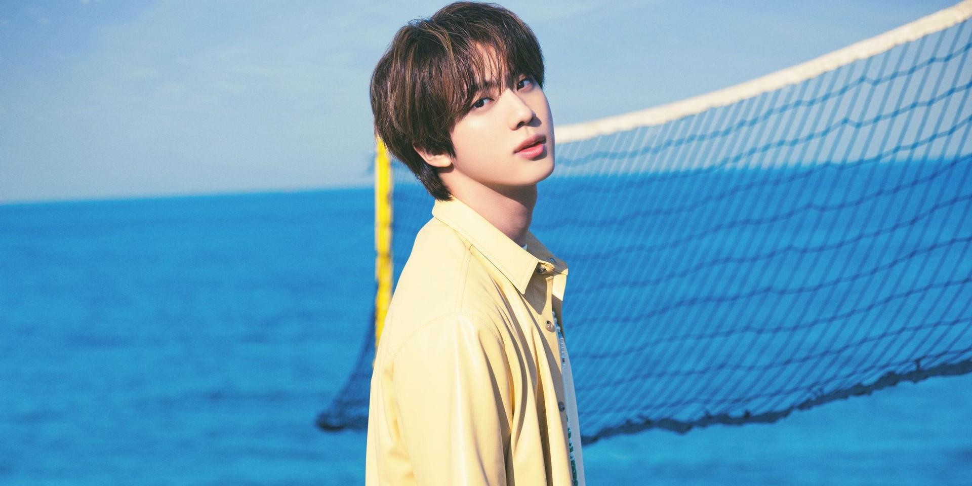 BTS' Jin to sing main theme song of upcoming K-drama, 'Jirisan'
