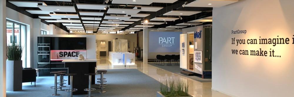PartGroup Showroom