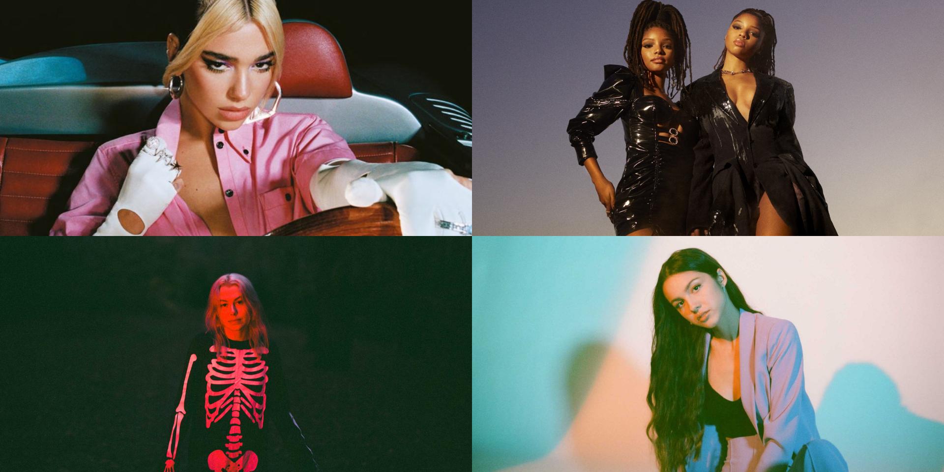 TIME reveals their next 100 people shaping the future – Dua Lipa, Phoebe Bridgers, Chloe x Halle, Olivia Rodrigo, and more