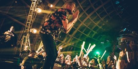 'This ain't no disco': Fatboy Slim plays smashing Manila rave – photo gallery