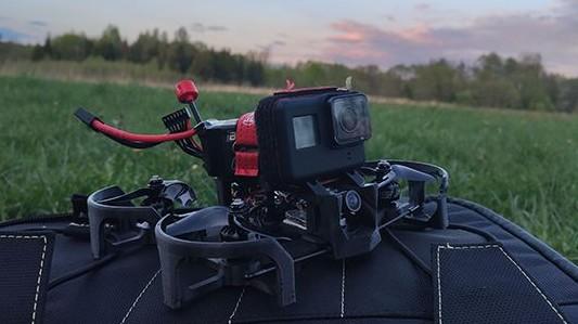 Représentation de la formation : Pack Formation / Certification Drone (Théorique : Présentiel) - Drone FPV / Cinéwhoop