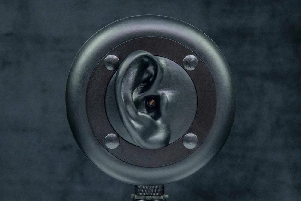"""Free Space Pro II Binaural Microphone"" av 3Dio Sound"