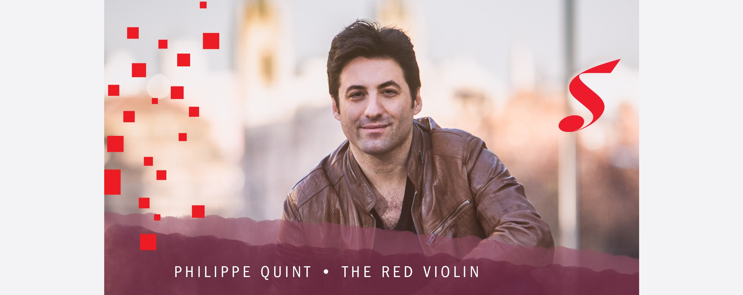 Philippe Quint • The Red Violin