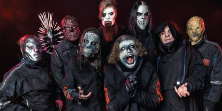 Slipknot announces No. 9 Iowa whiskey