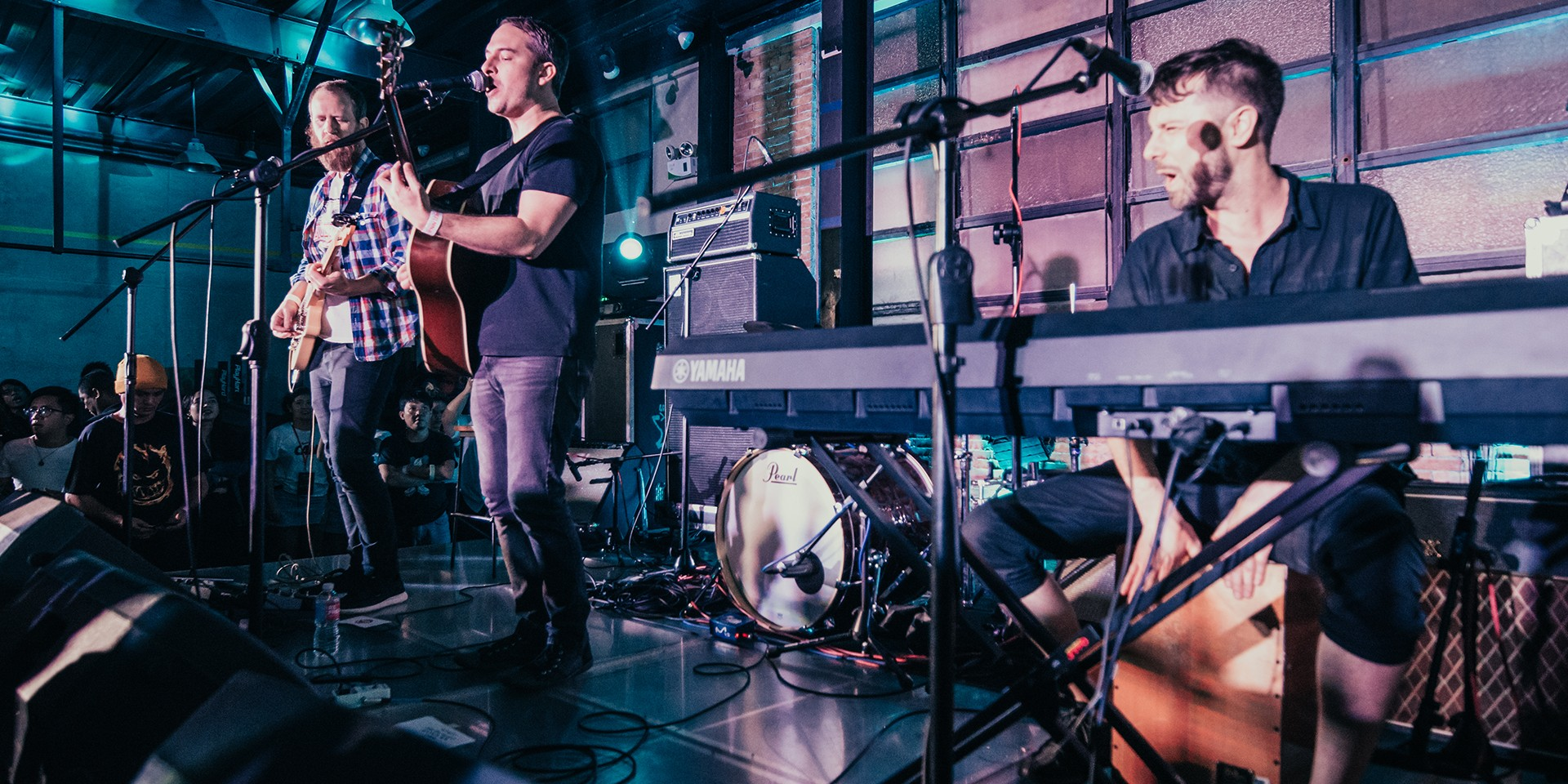 Mae take their fans on a nostalgia trip at intimate Manila concert – photo gallery