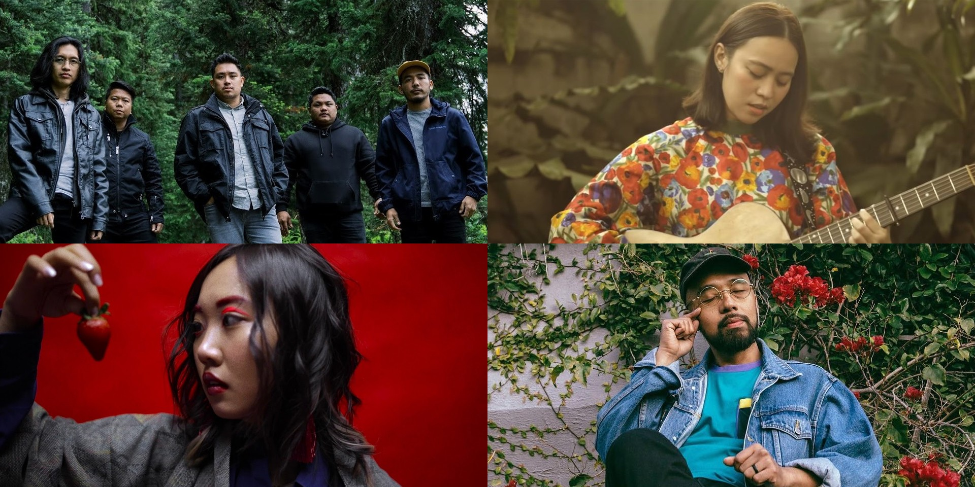 December Avenue, ena mori, Mark Redito, Reese Lansangan, and more release new music – listen
