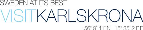 Visit Karlskrona logo