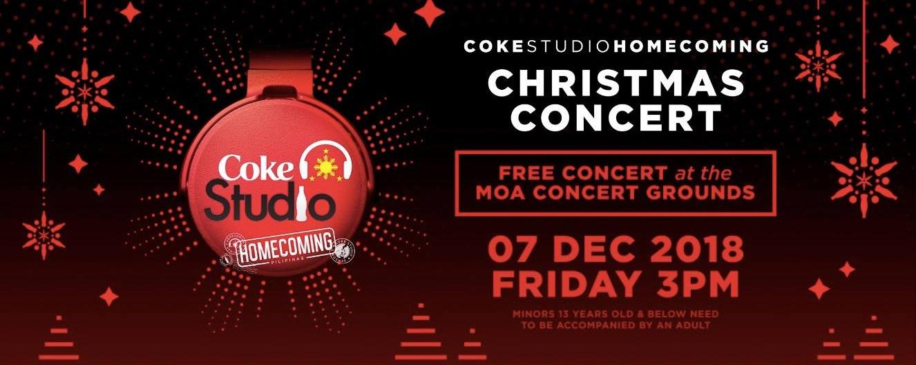 Coke Studio Christmas Concert