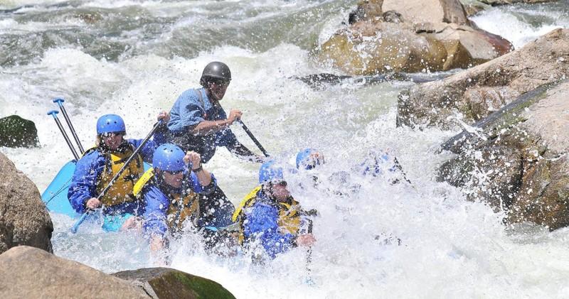 Pine Creek Full Day - Rafting Photo 1 of 1