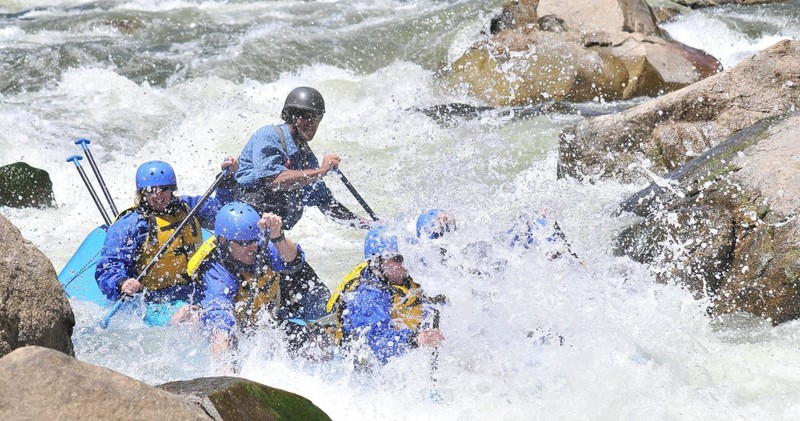 Pine Creek Full Day - Rafting Photo 1 of 1