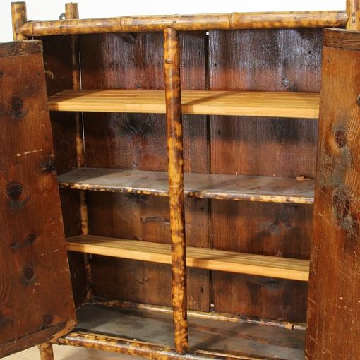 Tropical Bamboo Hanging Medicine Cabinet Loveseat
