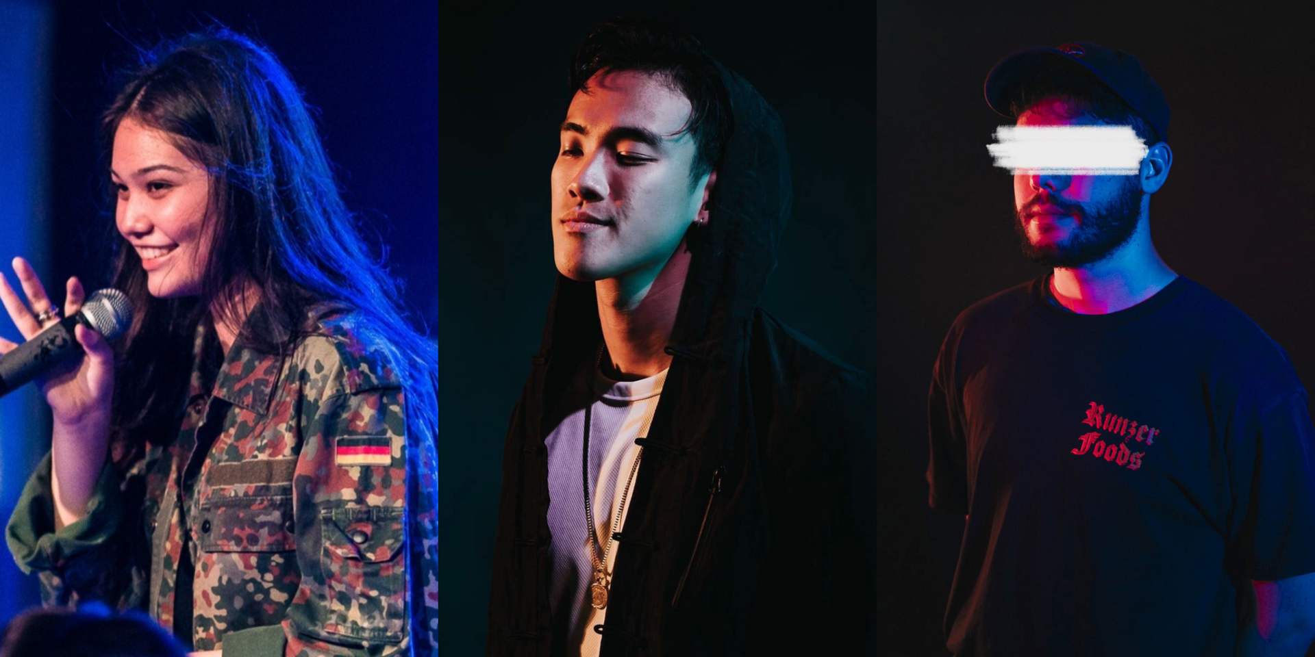 Clarke Quay announces first of three-part Sound Port live music series – MYRNE, Shye, Duumu, brb. and more to perform