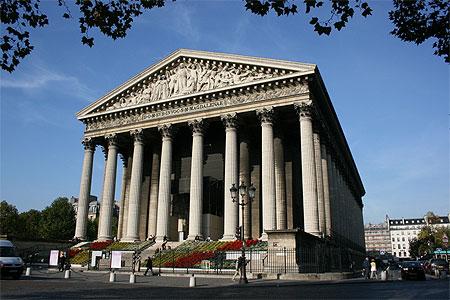 Eglise la Madeleine, Paris (FR)