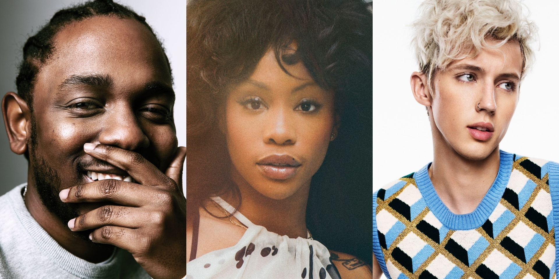 Kendrick Lamar, SZA, Troye Sivan and more shortlisted for 2019 Oscars
