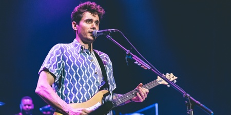 John Mayer's debut performance in Singapore pulls audience into his gravity – gig report