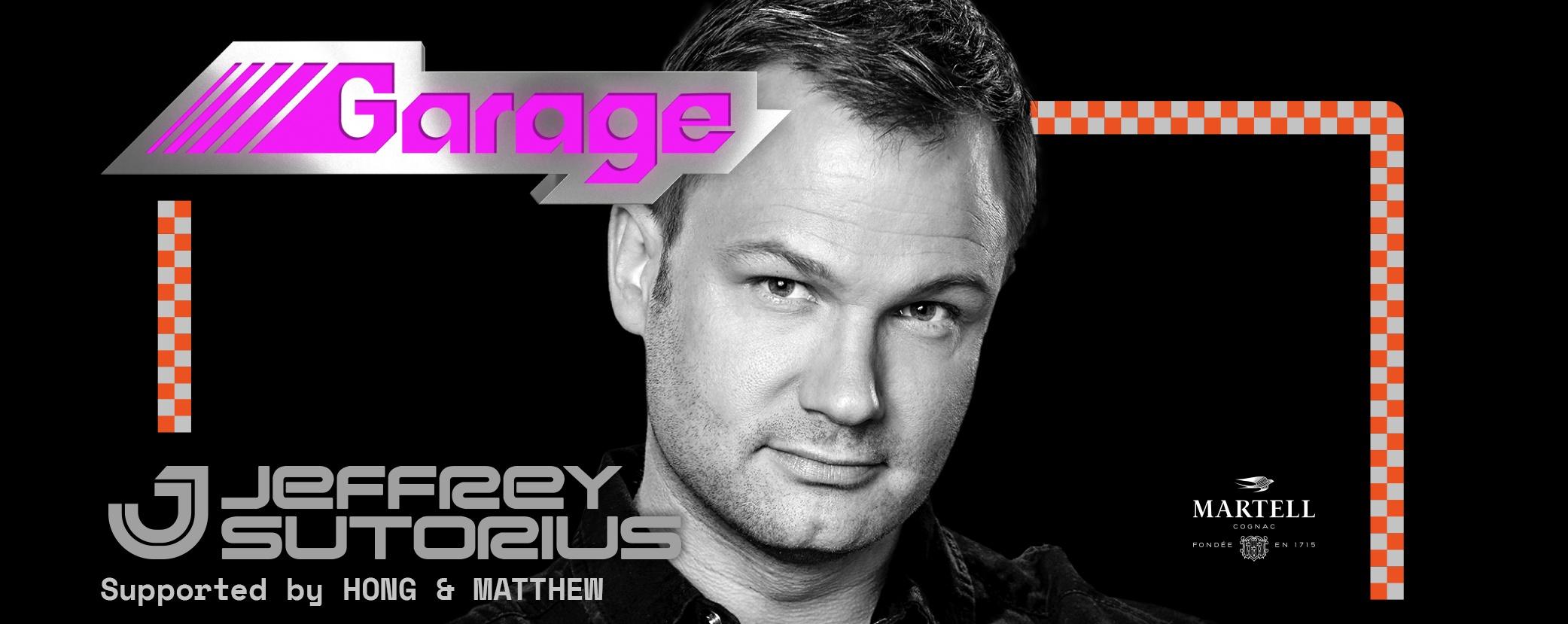 Martell Red Barrel presents Garage ft. Jeffrey Sutorius (Zouk F1 Weekend)