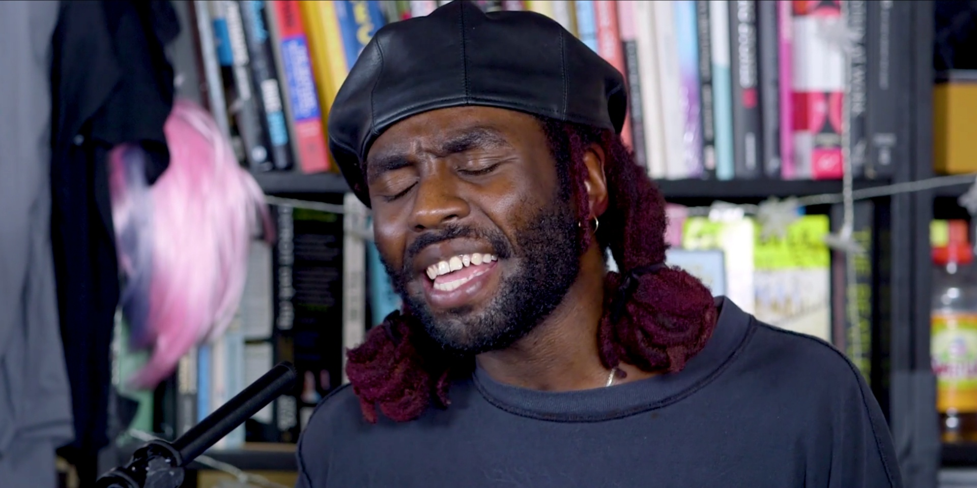 Blood Orange performs utterly gorgeous and intimate Tiny Desk set – watch