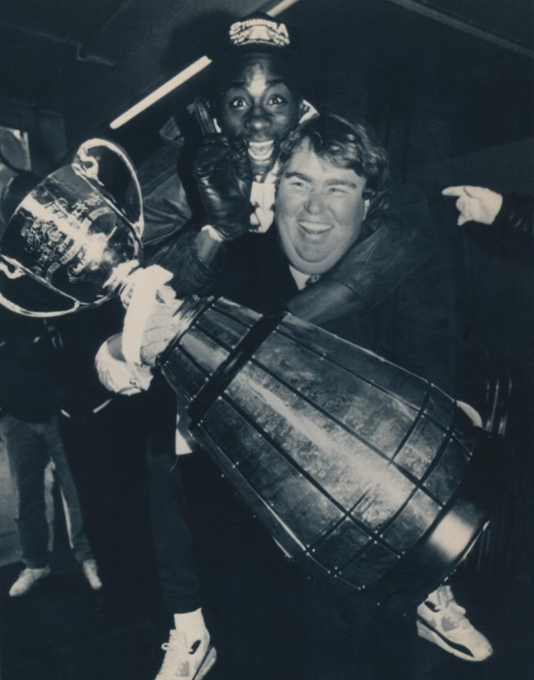 Year of the Rocket Media Excerpt: John Candy took Canadian football on a magical, raucous, yearlong ride Link Thumbnail | Linktree
