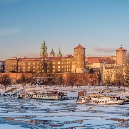 Royal Wawel Castle, Krakow