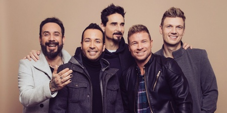 The Backstreet Boys are coming to Manila, ticket prices revealed