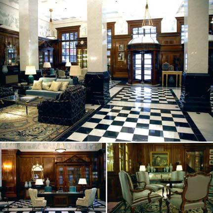 Savoy Front Hall