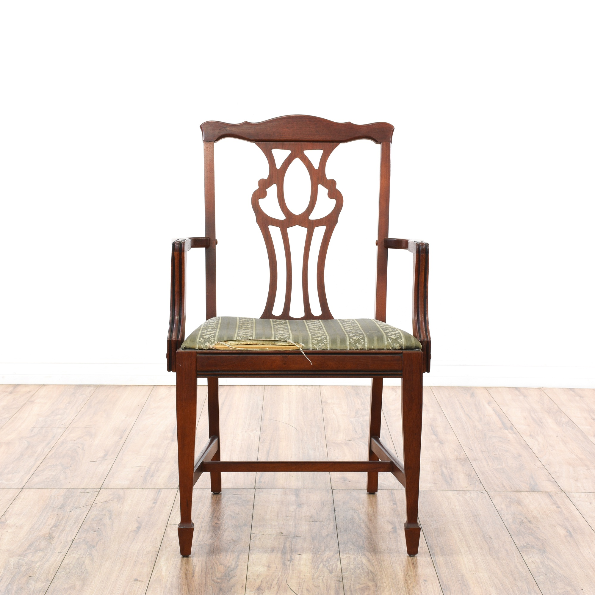 Dining Room Chairs San Diego: Set Of 6 Duncan Phyfe Sheraton Style Dining Chairs