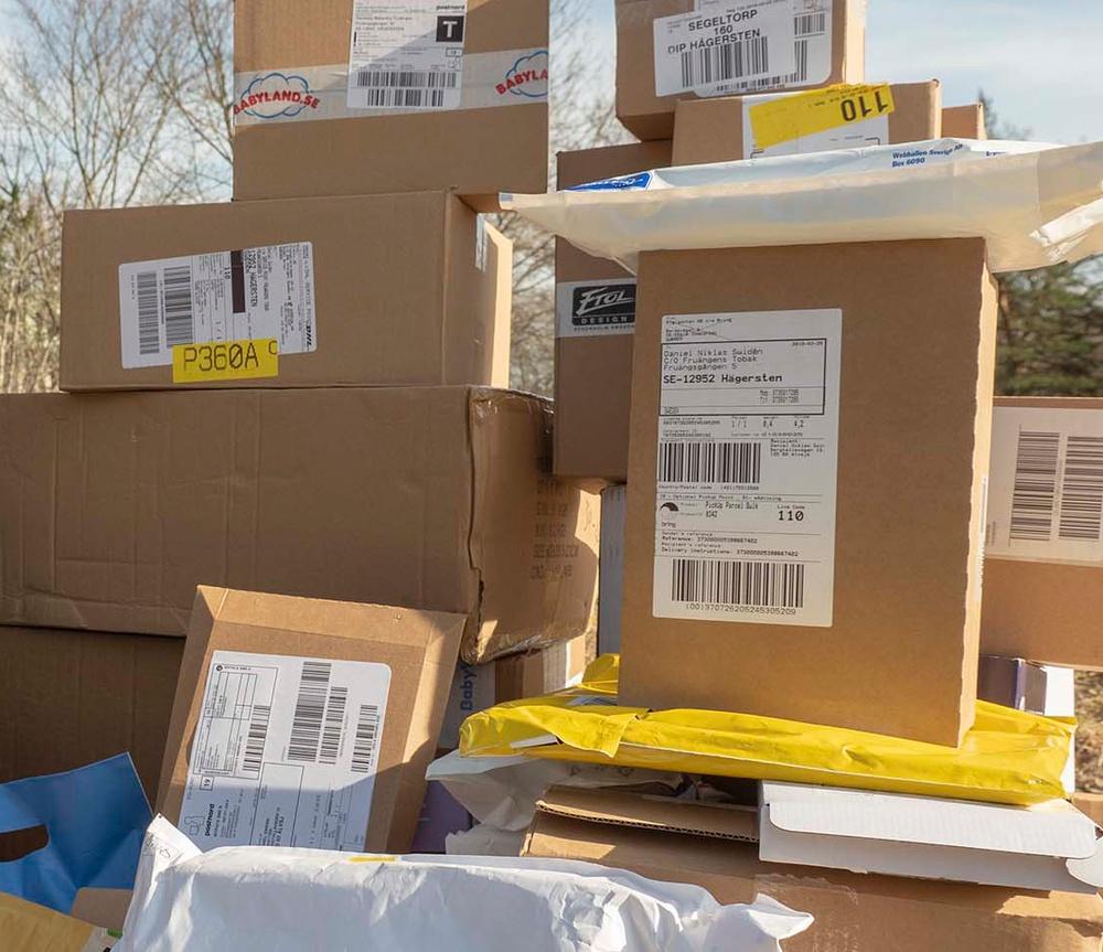 Netbutikker og emballage