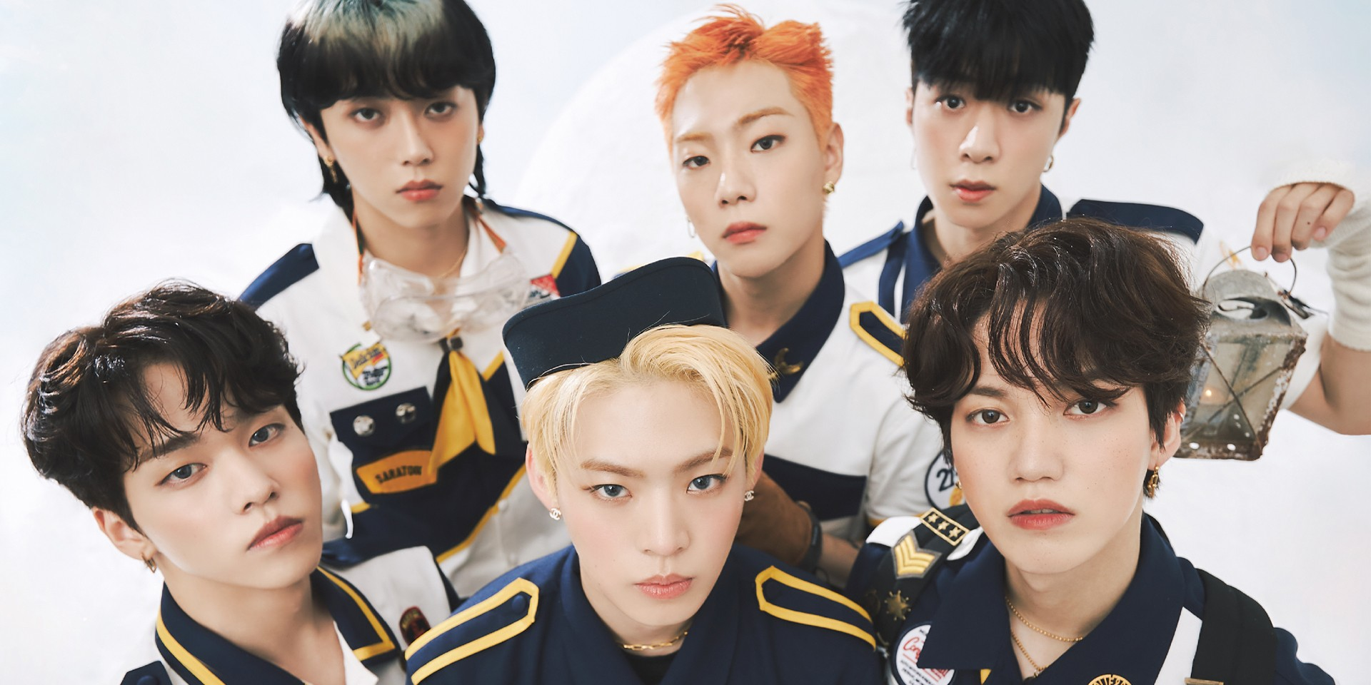 ONF on their carefree record 'SUMMER POP ALBUM [POPPING]' and growth since Road to Kingdom