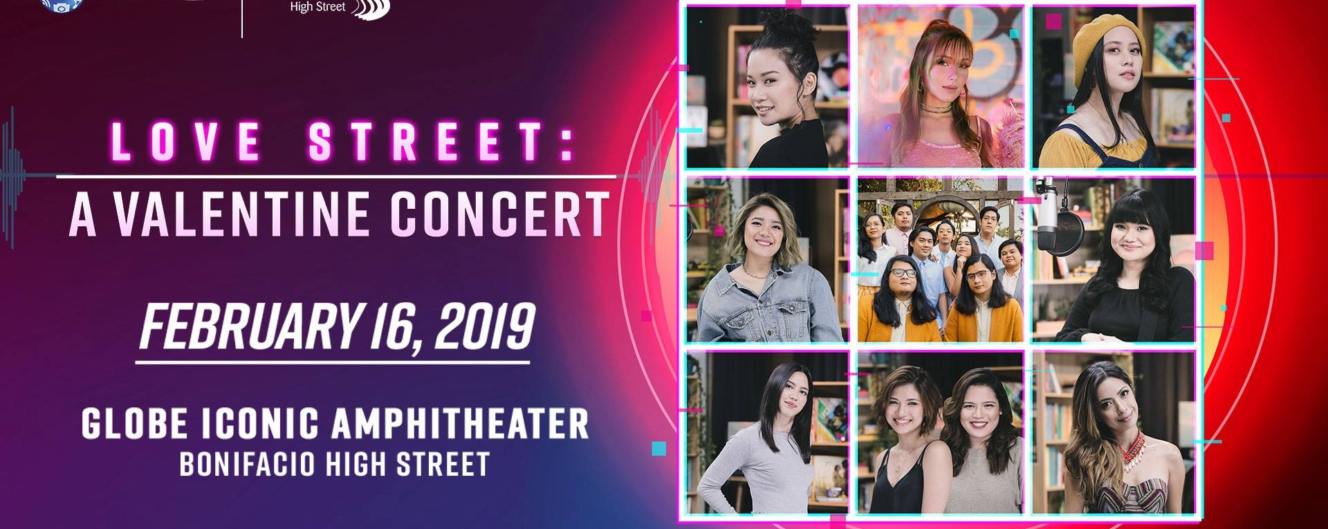 Love Street: A Valentine Concert