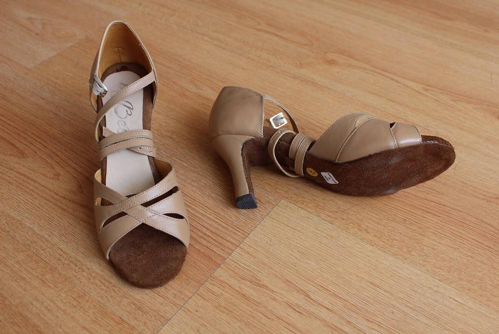 Patricia Edvardssons dancing shoes