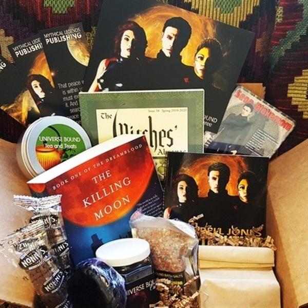 Book Box Three - November 2018