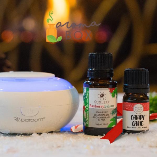Holiday Aroma Box (November 2018)