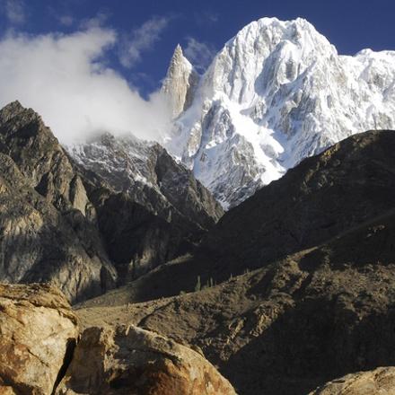 Along the Pamir & Karakoram Highways with Chris Aslan
