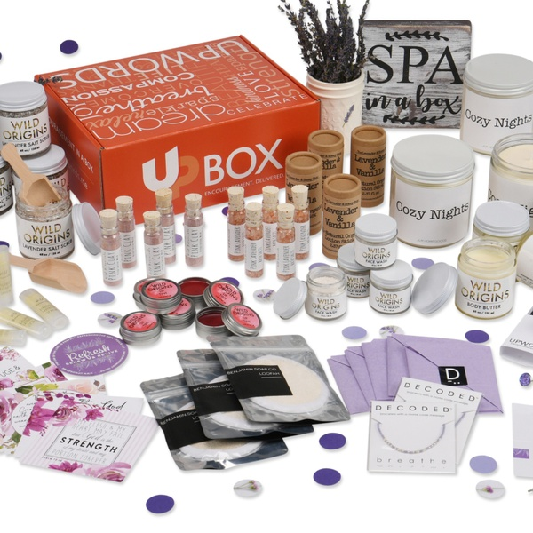 October SPA IN A BOX