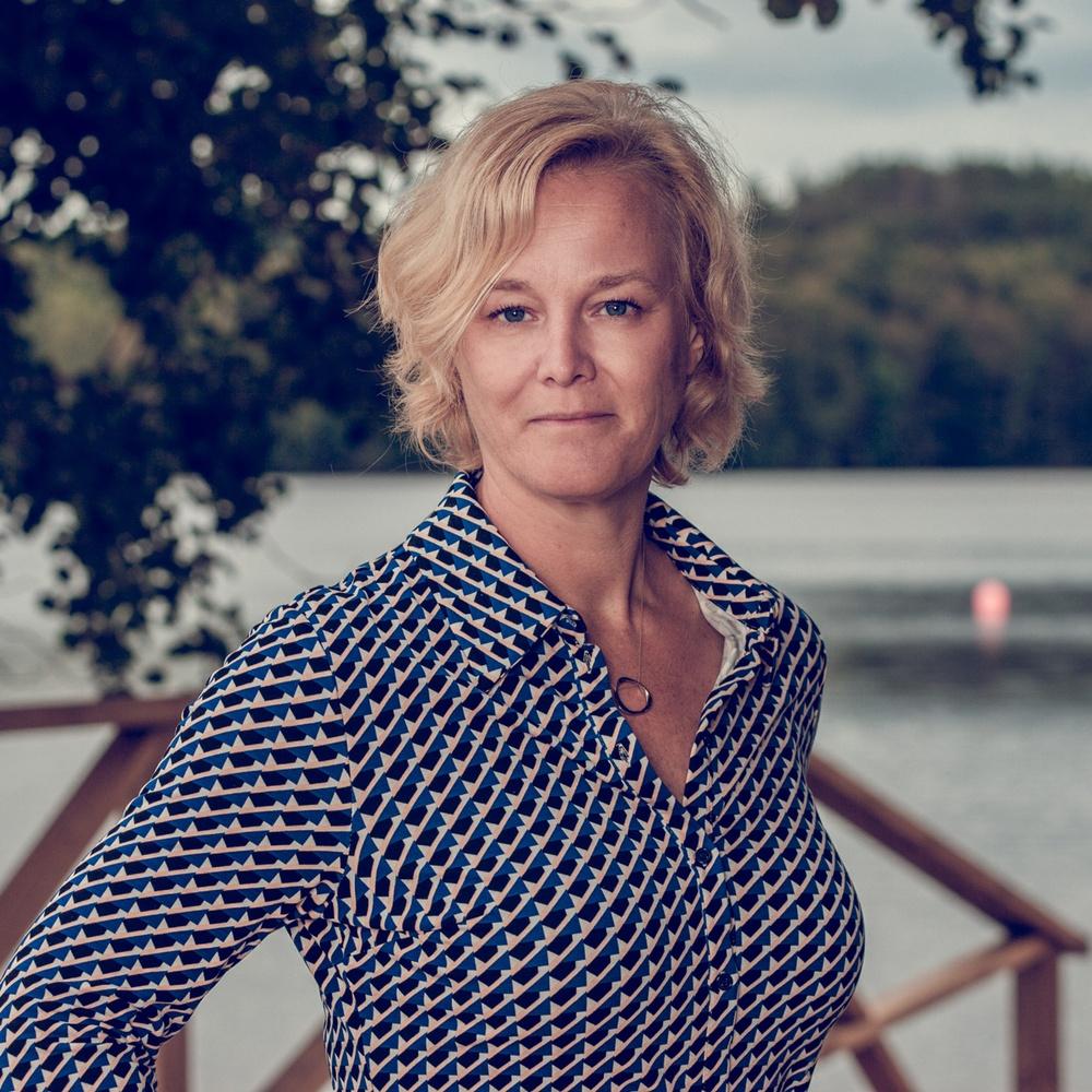 Anna Edshage, VD Kvadrat Göteborg.