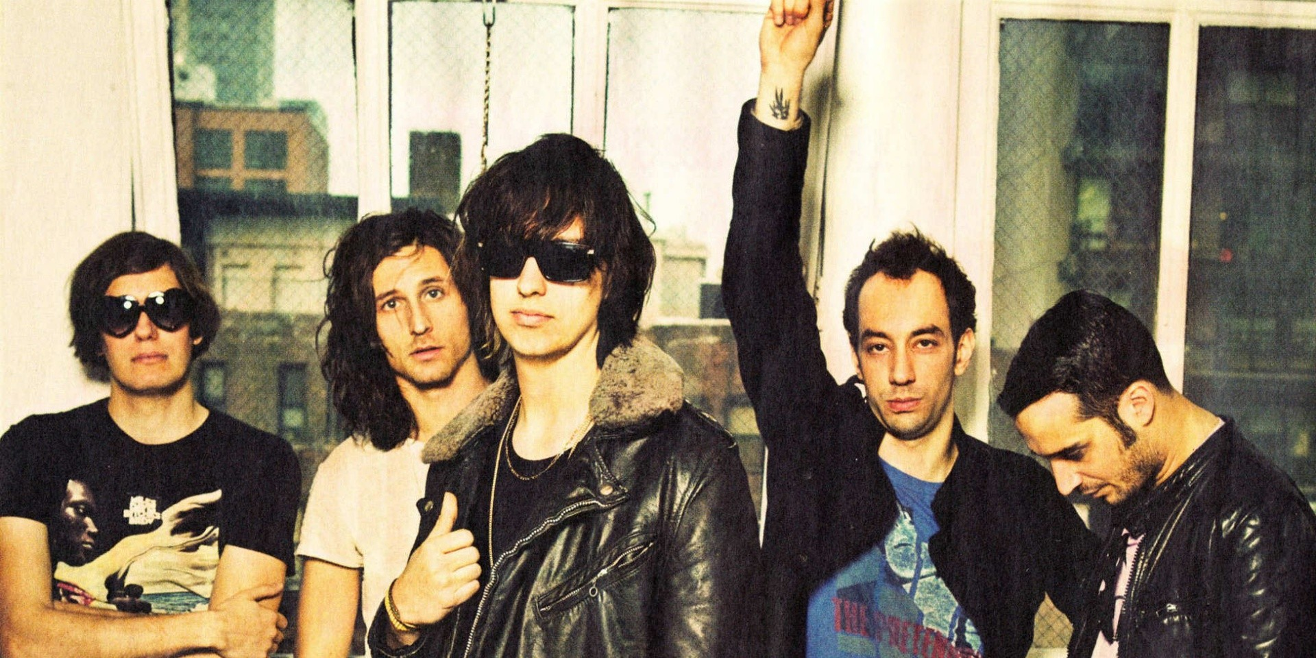 The Strokes debut new song 'The Adults Are Talking'