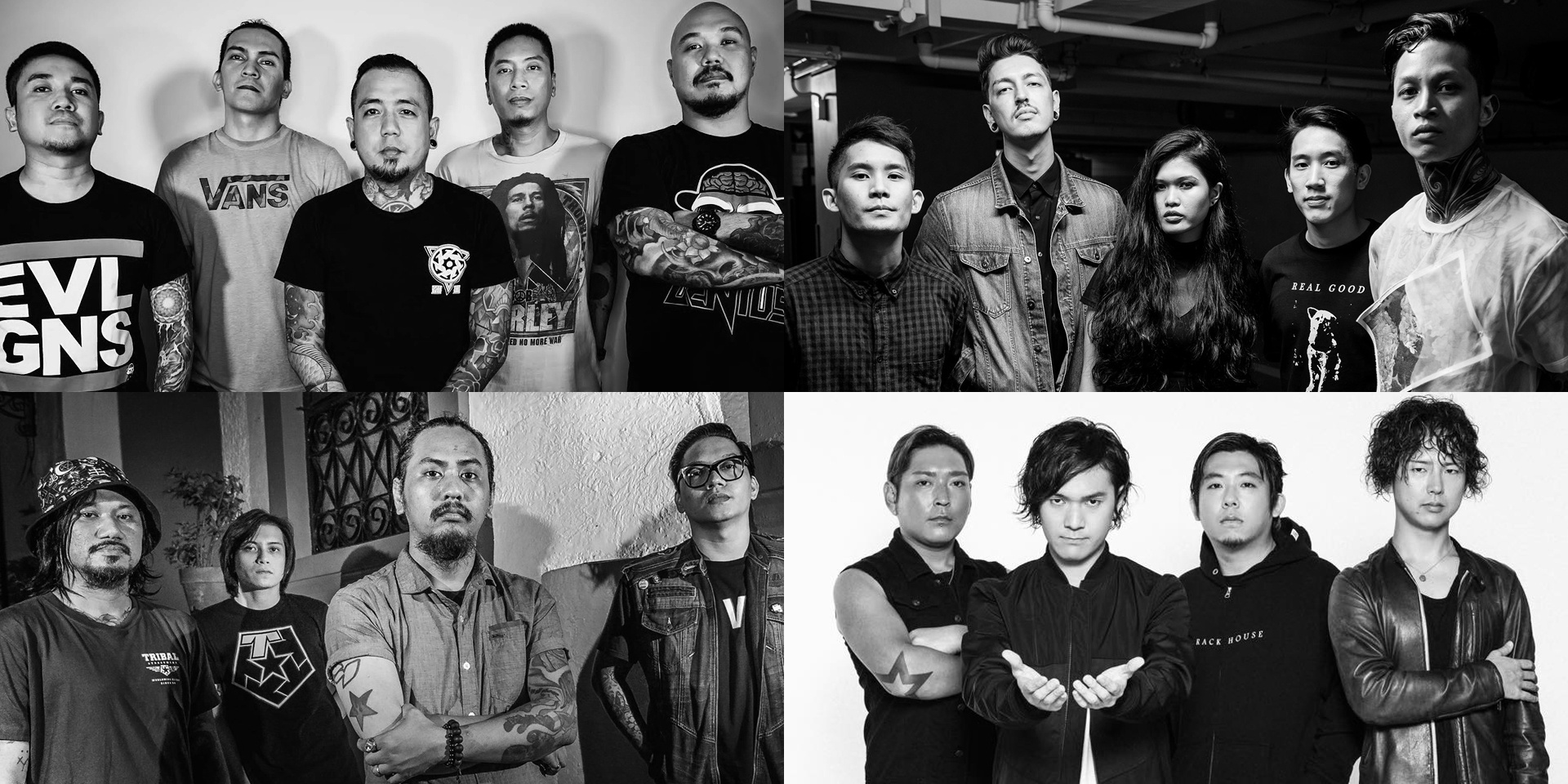 Kamikazee, Caracal, Typecast, Nothing to Declare, and more to perform at Uprising: Wagayway Festival