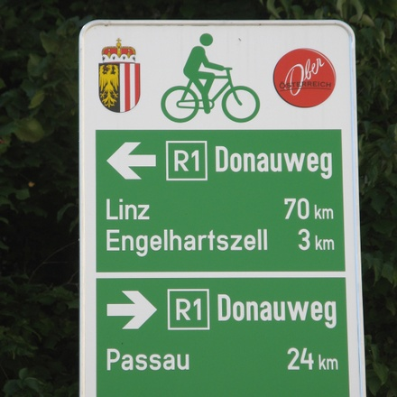 Self-Guided Cycling on the Danube from Passau to Vienna