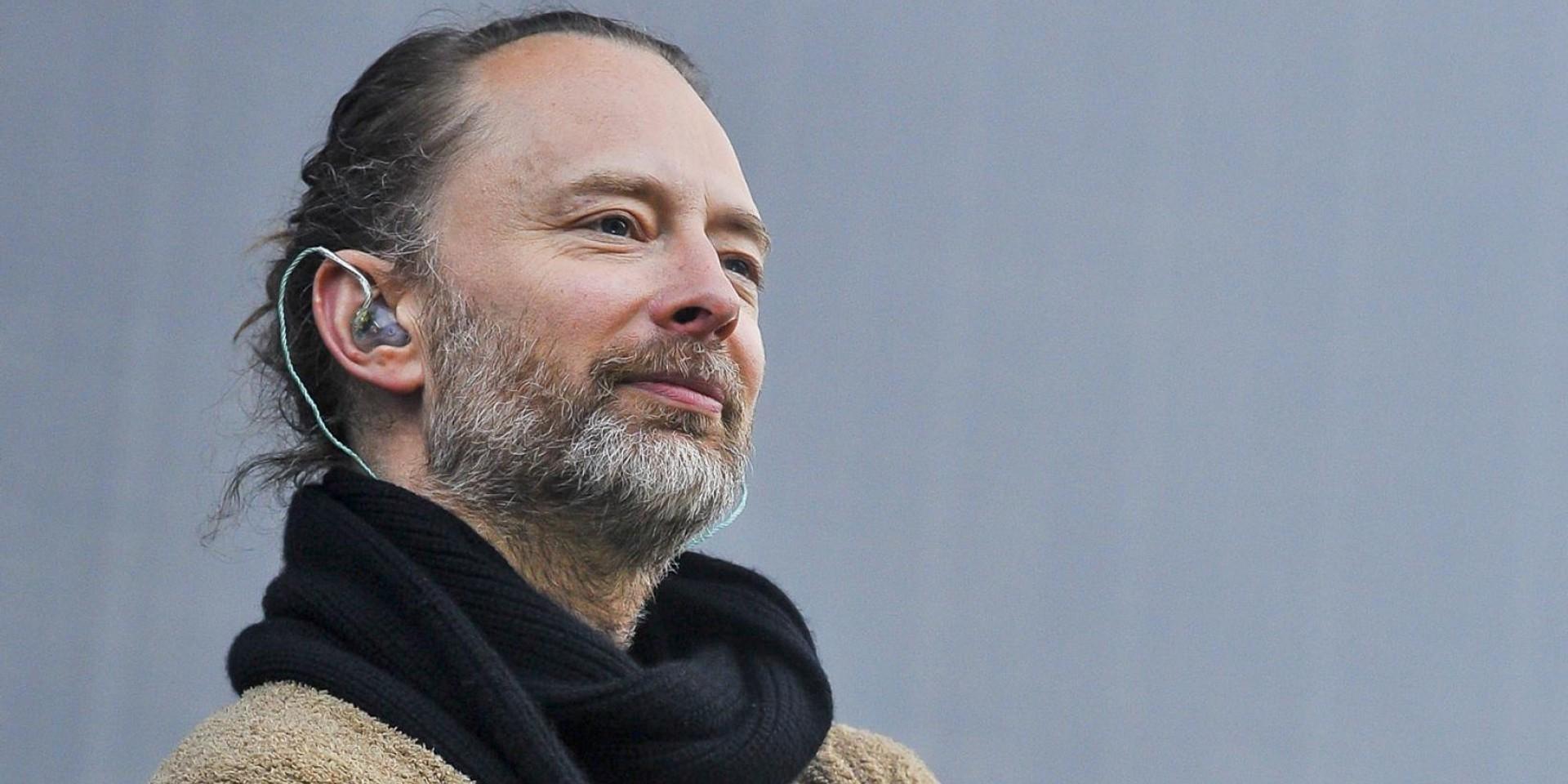 Thom Yorke announces solo album, Anima