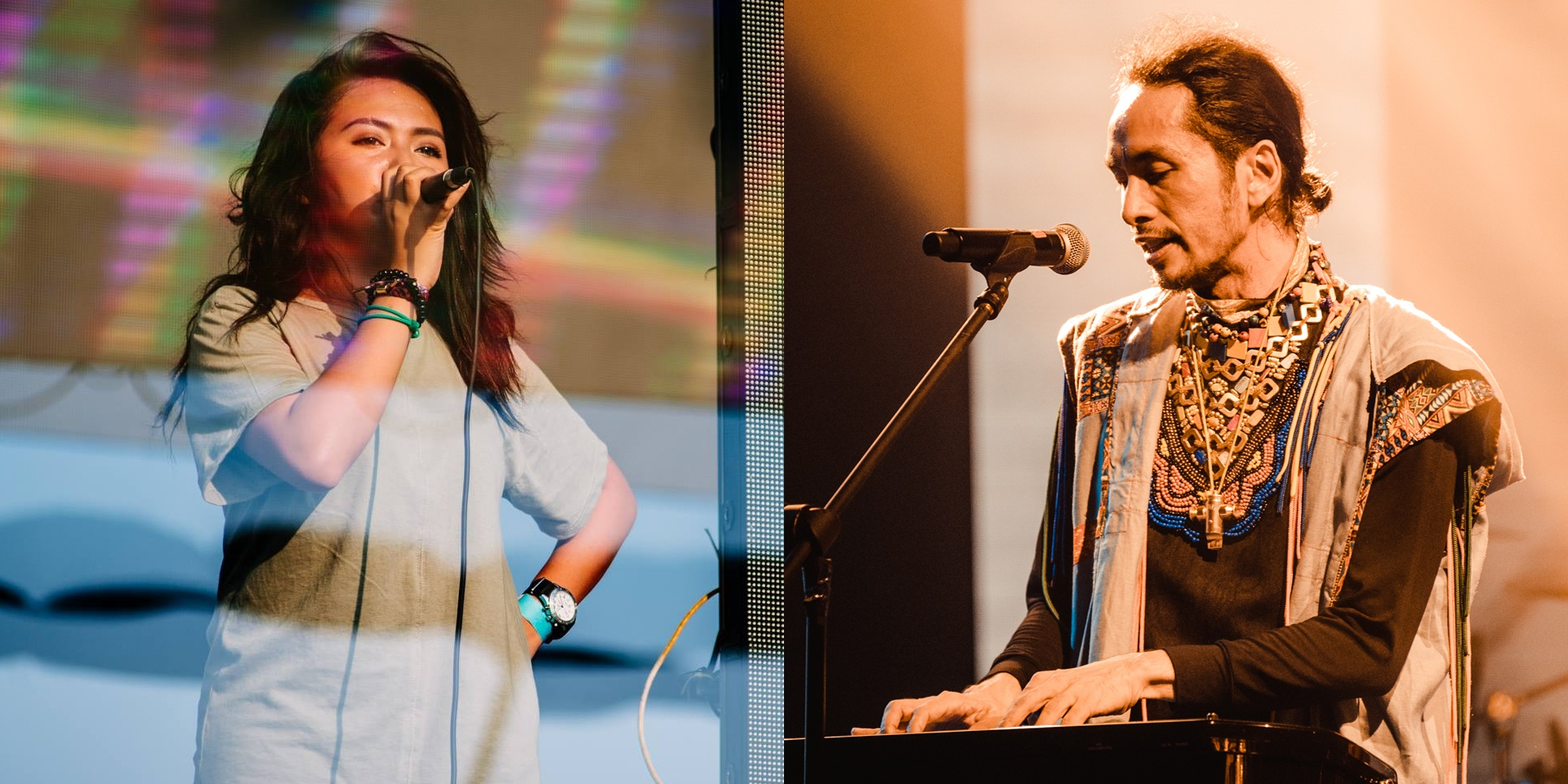 Joyce Pring plays with reflection and light in Rico Blanco collab 'Baka Sakali' vertical video – watch
