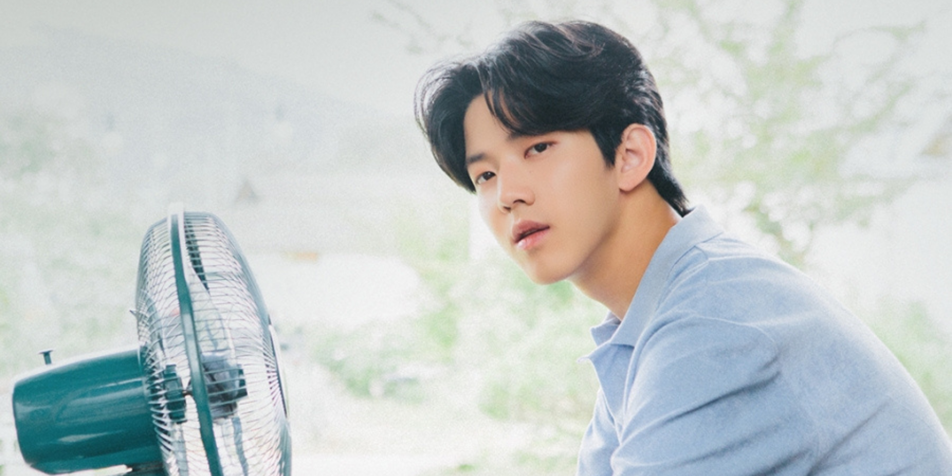 DAY6's DOWOON makes solo debut with digital single 'Out Of The Blue (문득)' featuring Song Heejin