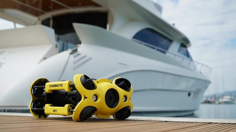 Chasing M2 - Podwodny dron dla profesjonalistów.